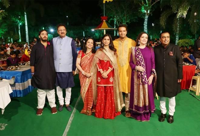 Isha-Anand wedding: Global CEOs, media figures reach Udaipur for marriage festivities