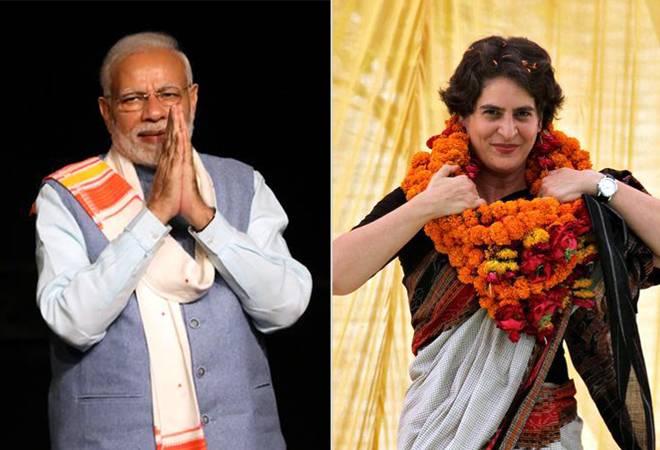 'It doesn't matter to me': PM Modi on Priyanka Gandhi's entry into politics