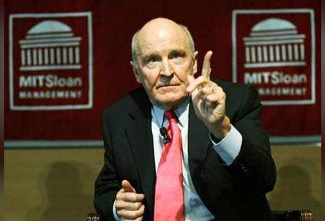 Ex GE CEO Jack Welch passes away