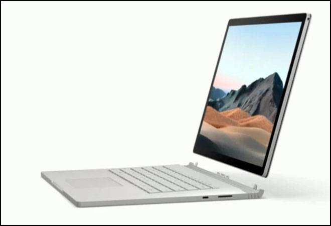 Microsoft launches Surface devices including laptops, headphones and earphones