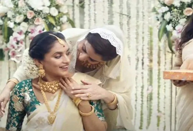 'Saddened with inadvertent stirring of emotions': Tanishq says after removing controversial ad