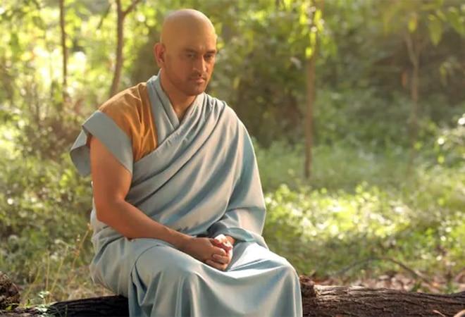 IPL 2021: MS Dhoni sports monk-like avatar in new look; photo 'breaks' the internet