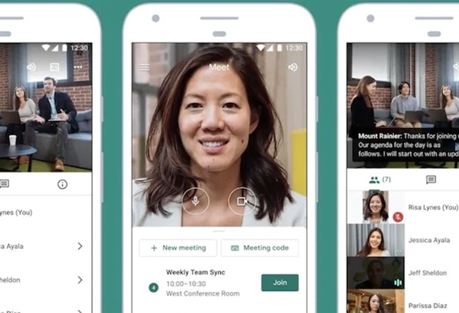 Google Meet to reduce meetings to 60 mins on free versions