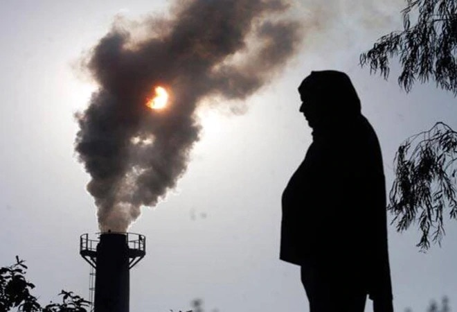 Air pollution from fossil fuels causes 30% of deaths in India every year