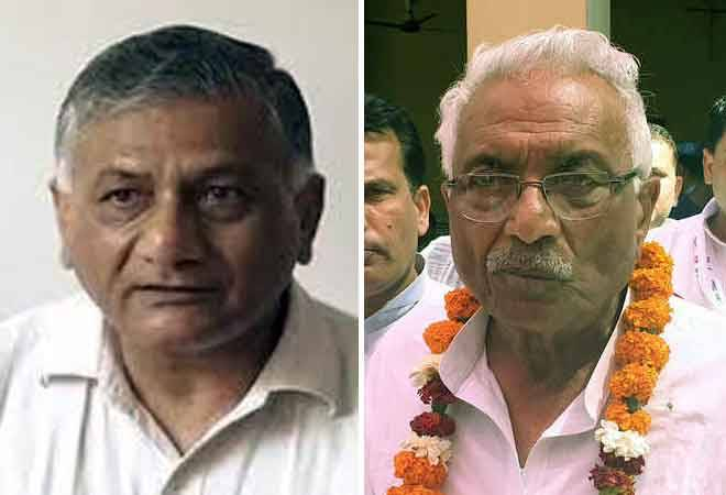 Lok Sabha Election result 2019: VK Singh ahead of SP's Suresh Bansal in Ghaziabad