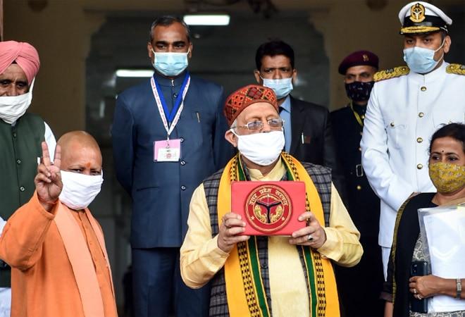 UP Budget 2021 Highlights: Yogi govt presents biggest-ever Rs 5.5 lakh crore budget