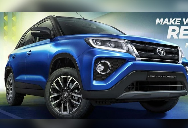 Pre-bookings open for Toyota Urban Cruiser: Check out specifications, engine, details