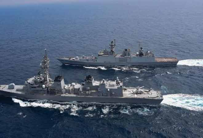 US Navy conducts operation near Lakshadweep without India's prior consent