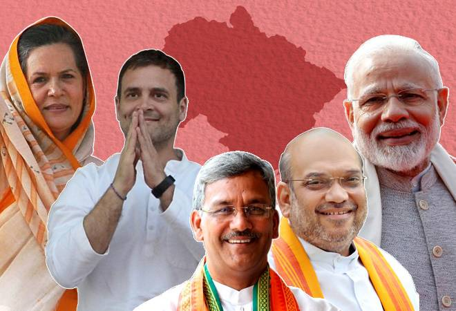 Lok Sabha election 2019: Uttarakhand sees 10% voter turnout in first hour; Congress, BJP fight for 5 seats