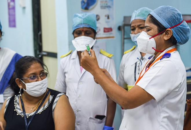 Health ministry asks states, UTs to start vaccination of frontline workers from Feb