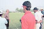 Pleasure in golf