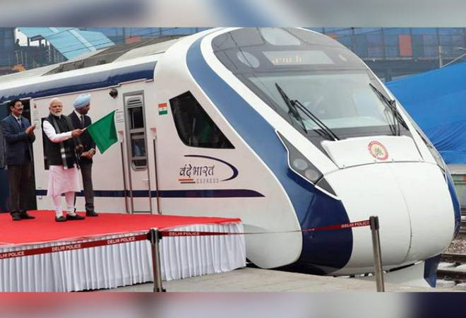 Second Train 18 to be rolled out this month; to sport more 'Make in India' components than first one