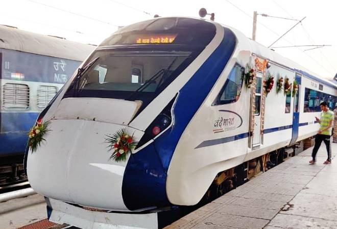 Vande Bharat Express: Amit Shah flags off Delhi-Katra train; check out booking details, timings