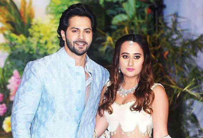 The couple will tie the knot on January 24 at The Mansion House, a beach resort, in Alibaug