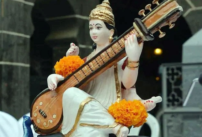 Basant Panchami 2021: Wishes, messages, Whatsapp and Facebook status, images to share on Saraswati Puja