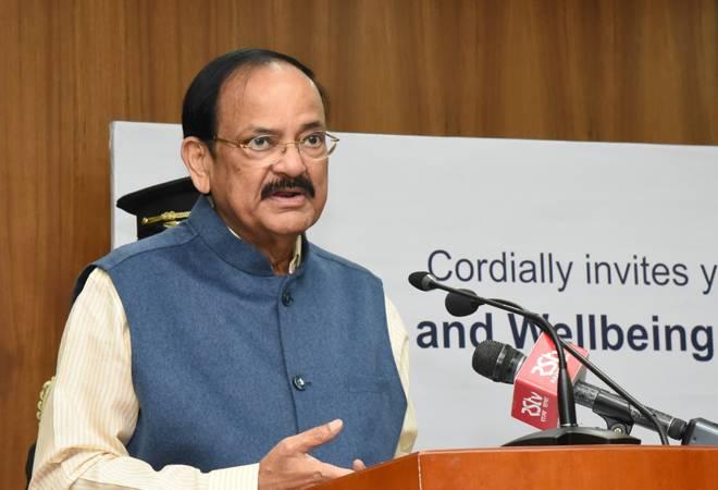 VP Venkaiah Naidu to inaugurate LPG bottling plant in Odisha on Dec 27