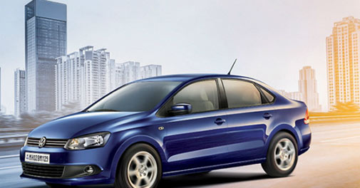 Volkswagen launches Vento TSI at Rs 9.99 lakh