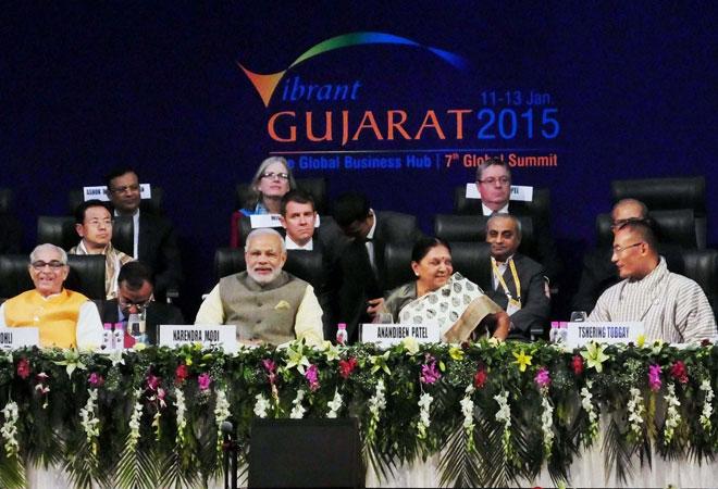 'Vibrant Gujarat' is now India's principle economic summit: FM