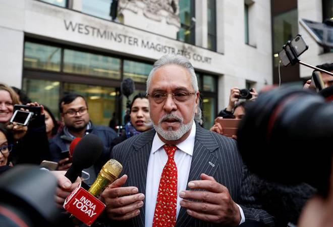 Vijay Mallya appeals before UK High Court against extradition to India