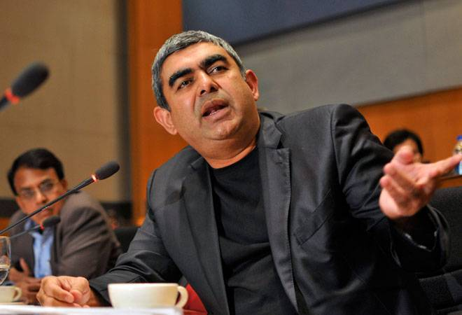 Here's why Vishal Sikka tells Infosys employees road ahead not easy