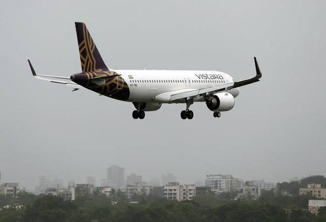 Vistara gets first purchased A320neo aircraft from Airbus' production unit in France
