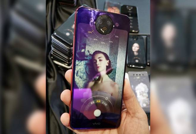 Vivo Nex 2 leaks reveal novel dual display design