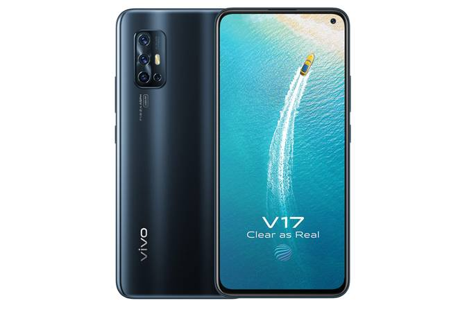 Vivo V17 launched in India; check out price, specifications, features