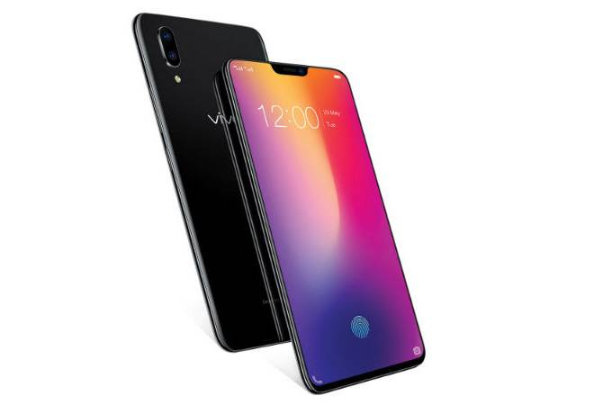 Vivo launches X21 in India at Rs 35,990 with in-screen fingerprint sensor