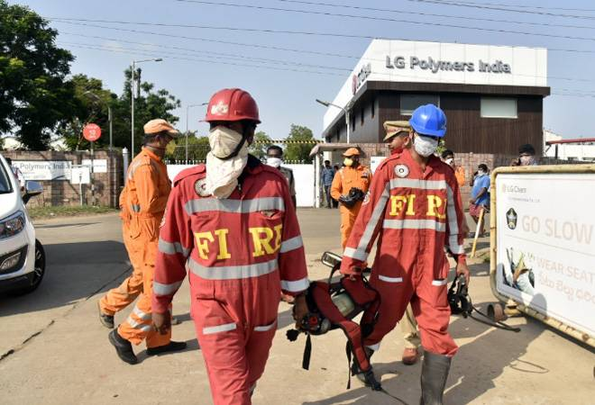 Vizag gas leak: Finding cause of leakage, extent of damage, says LG Chem