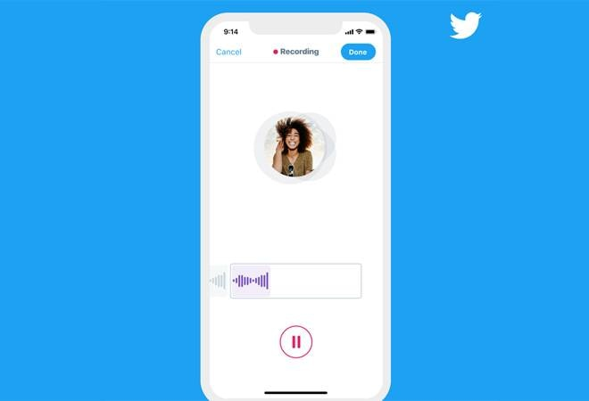 Tweeting with your voice? Twitter tests new 'voice tweet' feature on iOS