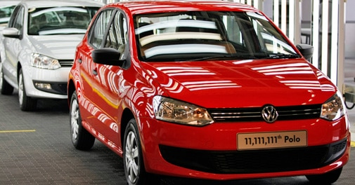 Volkswagen hikes Polo, Vento prices by up to Rs 26,800
