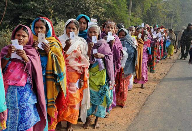 Lok Sabha election 2019 Phase 6: 50.65% voting percentage polling till 3 pm, Bengal logs highest turnout