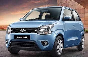 Maruti Suzuki's WagonR CNG version surpasses 3 lakh sales mark; emerges segment leader