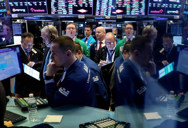 Wall Street major indexes drop 3% over COVID-19 scare; banking, travel shares tumble