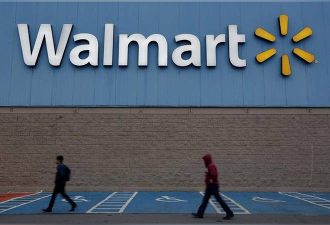 Walmart reports biggest rise in online sales; store sales surge by 9.3%