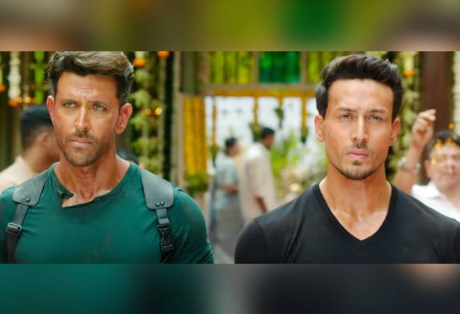 War Box Office Collection Day 4: Hrithik Roshan, Tiger Shroff film on a roll; makes Rs 122 crore