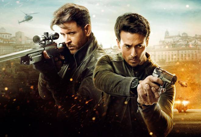 War Box Office Collection: Hrithik Roshan-Tiger Shroff's film breaches Rs 300 crore mark in India