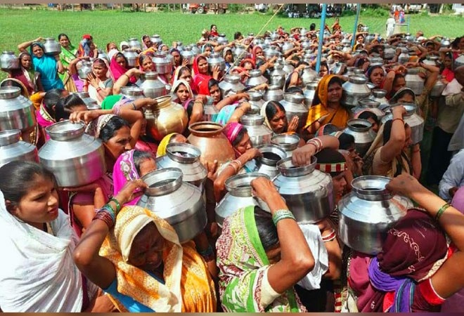 Lessons for drying India in water-surplus Israel