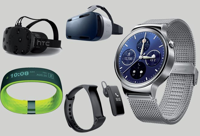Wearables at MWC 2015