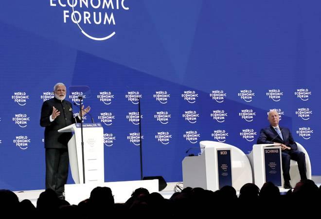 India Rising at Davos