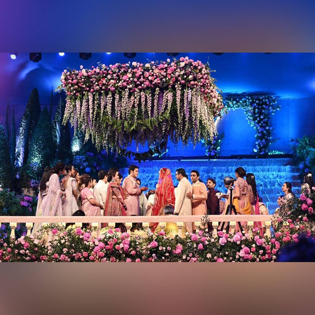 Akash Ambani-Shloka Mehta wedding: Check out the latest picture of the newlyweds
