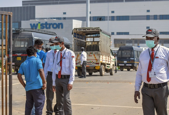Wistron violence: Staffing firms may face penalty, blacklisting