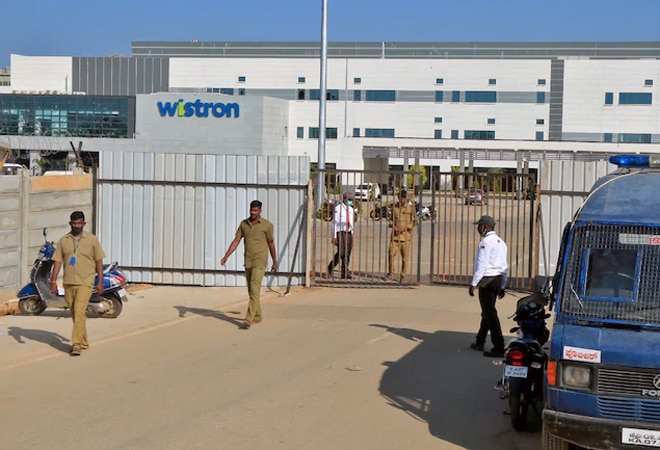Wistron fires India Vice-President, admits abuse of labour at Karnataka iPhone plant