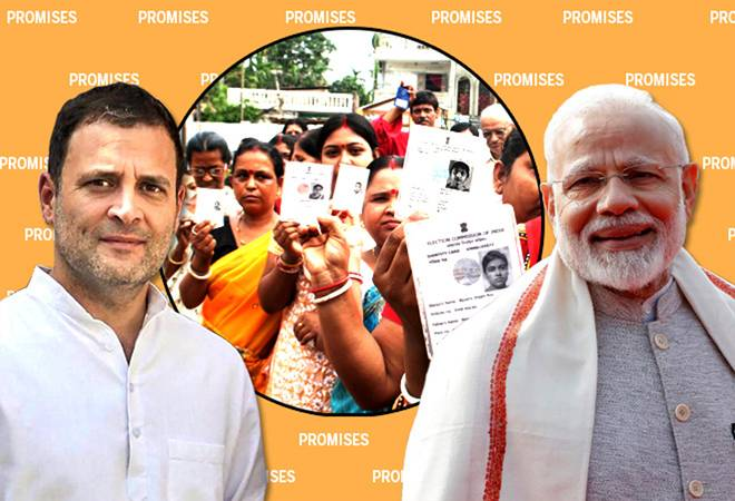 Women voters take note! Here's what BJP and Congress are promising you