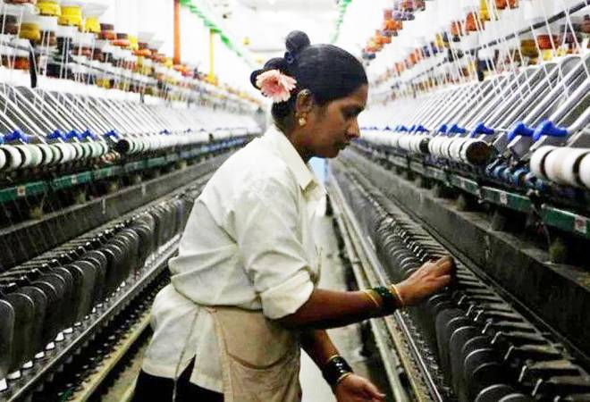 Why are there fewer women workers in India?