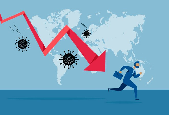 COVID-19 pandemic hamstrung global economy in 2020; IMF estimates 4.4% contraction