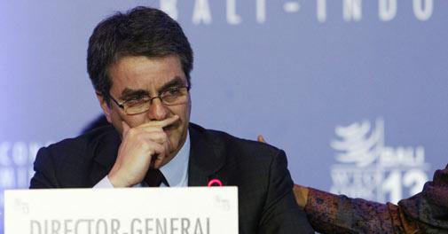 Director-General Roberto Azevedo