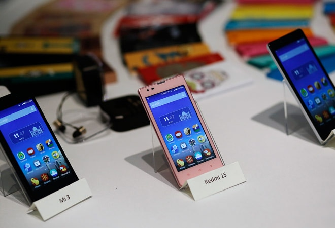 Xiaomi 3rd largest smartphone vendor globally