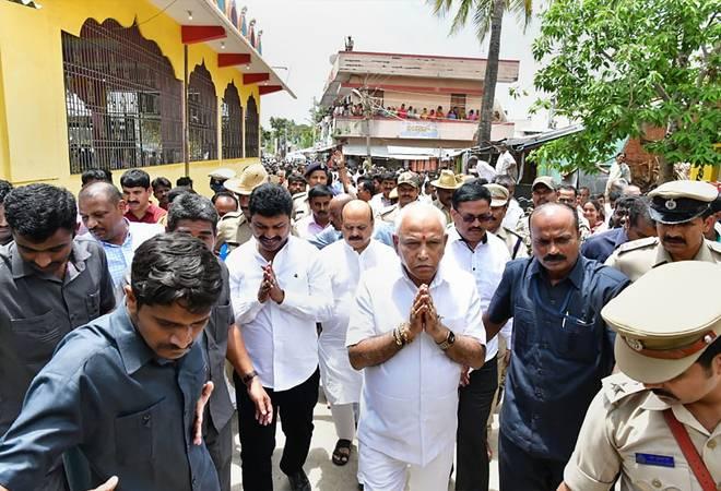 Chief Minister Yediyurappa comfortably wins trust vote in Karnataka Assembly