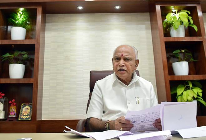 Karnataka CM warns of lockdown as Covid-19 cases rise